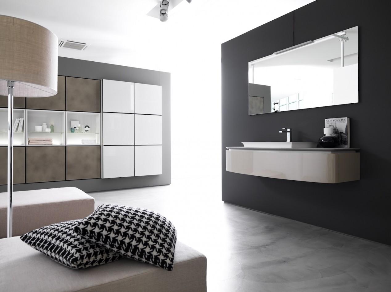 Das Badezimmer als Designobjekt: Luxusbad von Karol – Jetzt bei Via Nobile