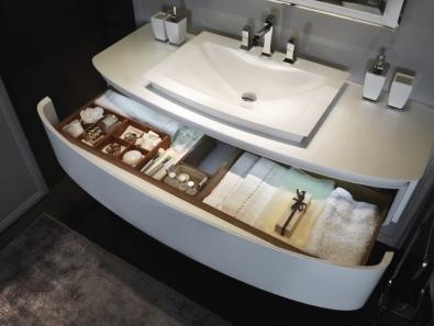 Luxus-Badezimmermöbel von Karol / Serie Bania